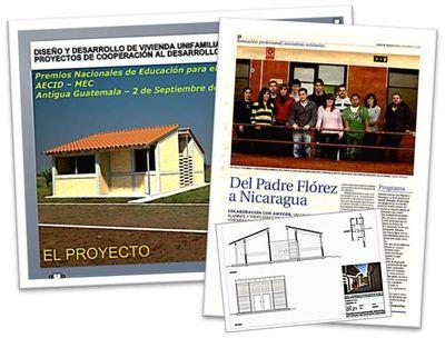 Diseño, definición y elaboración del proyecto de construcción de una vivienda unifamiliar en Nicaragua