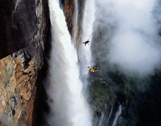 Getty Salto del Ángel2