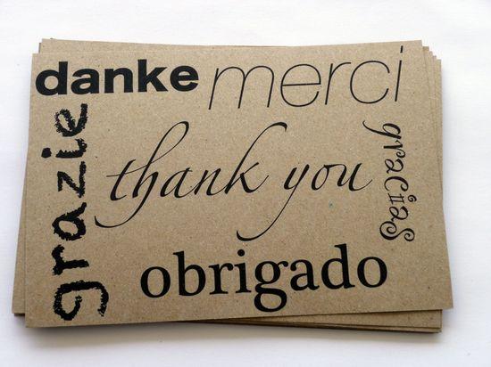 Cómo dar las gracias en (casi) todos los idiomas  >> El Viajero Astuto >> Blogs EL PAÍS