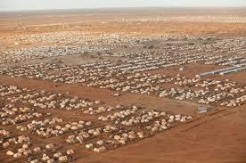 Campo de Dabaad donde fueron secuertradas la dos cooperantes
