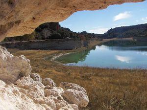Lagunas Ruidera, entre Albacete y Ciudad Real