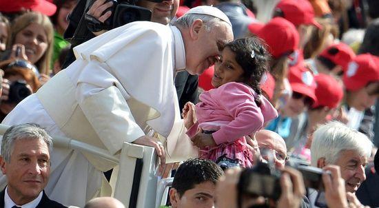Francisco entre la gente (2)