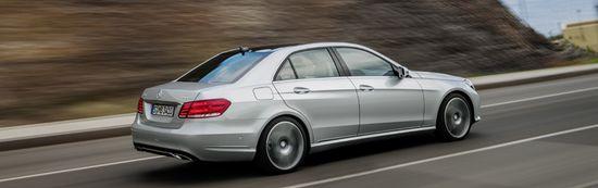 Mercedes Clase E Hybrid