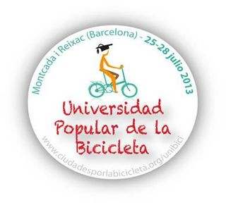 Logo de la Universidad Popular de la Bicicleta