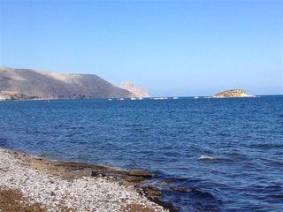 El Mediterráneo en Altea en la proximidad de Ca Joan