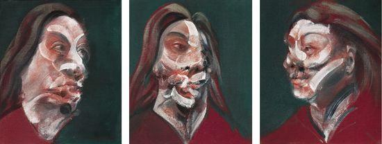 Bacon-Triptych