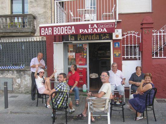 Bar Bodega La Parada - foto M.O.