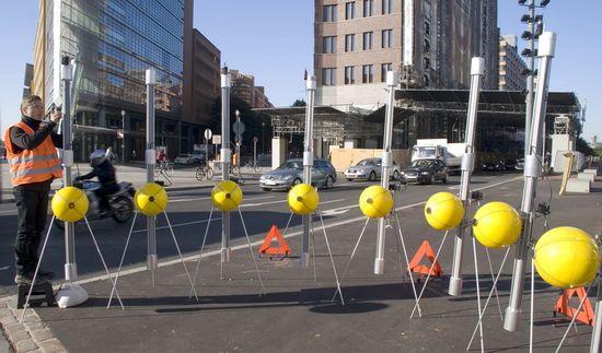 Urban Audio Zaragoza de Florian Tuercke