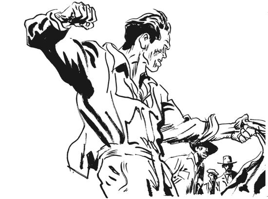 LEER EL UNIVERSO: PRENSA CULTURAL. Jordi Bernet adapta al cómic ...