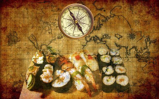 Sushi-viajero