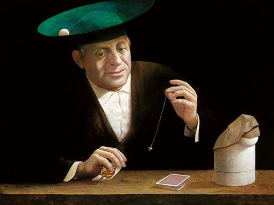 Jose manuel gomez El mago