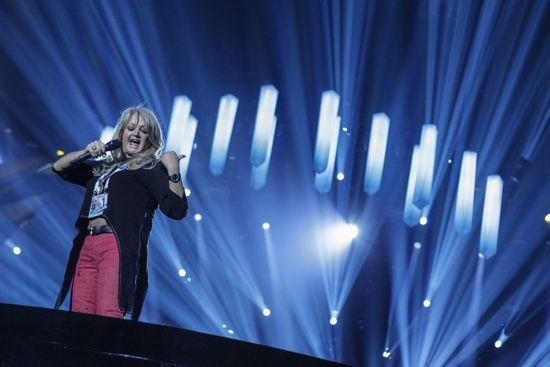 Bonnie tyler eurovision