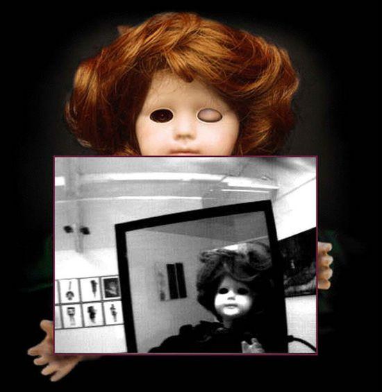 Tillie the Telerobotic Doll
