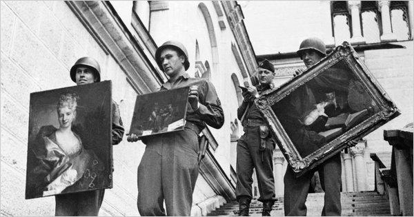 Looted Art Nazi