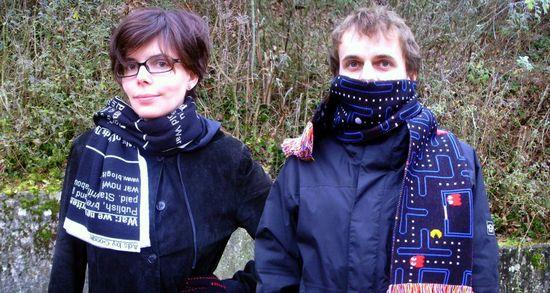 Olia Lialina y Dragan Espenschied