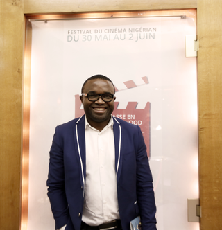 Obi Emelonye, director de Last Flight to Abuja