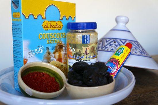 Productos marroquies