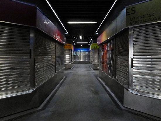 El Mercado de la Ribera de Bilbao