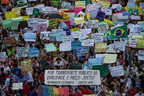 Brasil movilizado