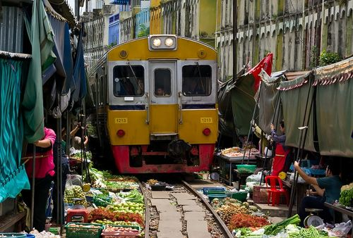 Mercado tren buena