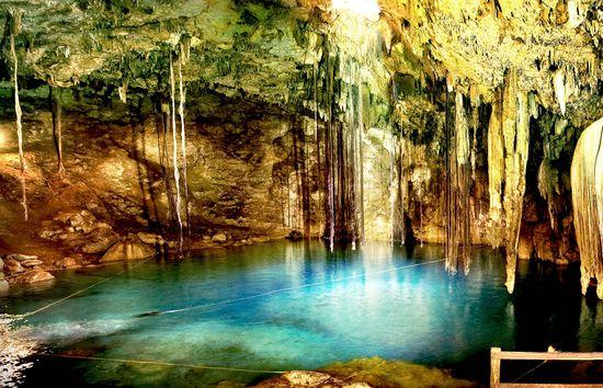 Cenote2 turismo de Yucatán