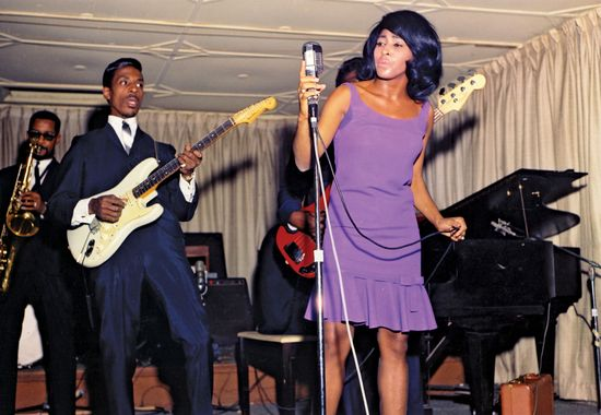 Ike and tina turner GUAU