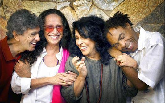 Gilberto Gil y otros dioses de la música