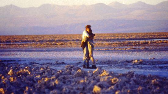 Atacama salar ISIDORO MERINO