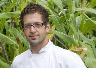 Matthew Lightner, discípulo de Andoni Aduriz, patrón del restaurante Atera, en NY