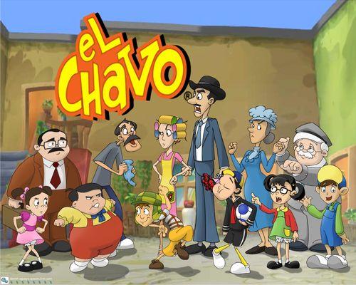 Chavoanimado
