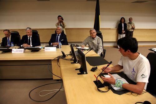 070_JUL_11_Visita Ministerio Asuntos Exteriores