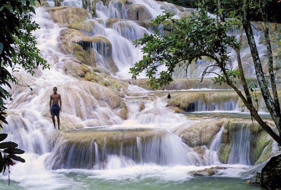 Dunn's River Jamaica El País Álvaro Vitoria