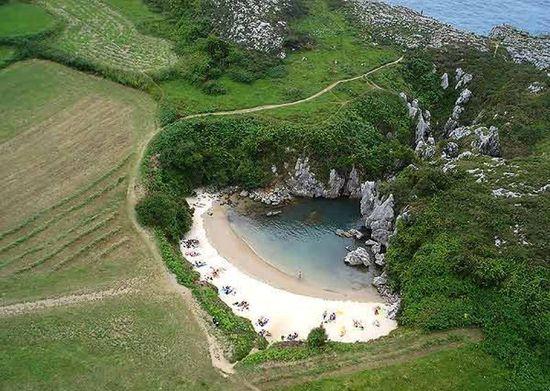 Las quince mejores piscinas naturales (y naturalizadas) made in España  >> ¿En tu casa o en la mía? >> Blogs EL PAÍS