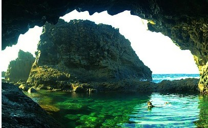 Charco Azul, Islas Canarias
