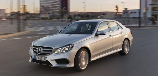 Mercedes Clase E Hybrid Avantgarde
