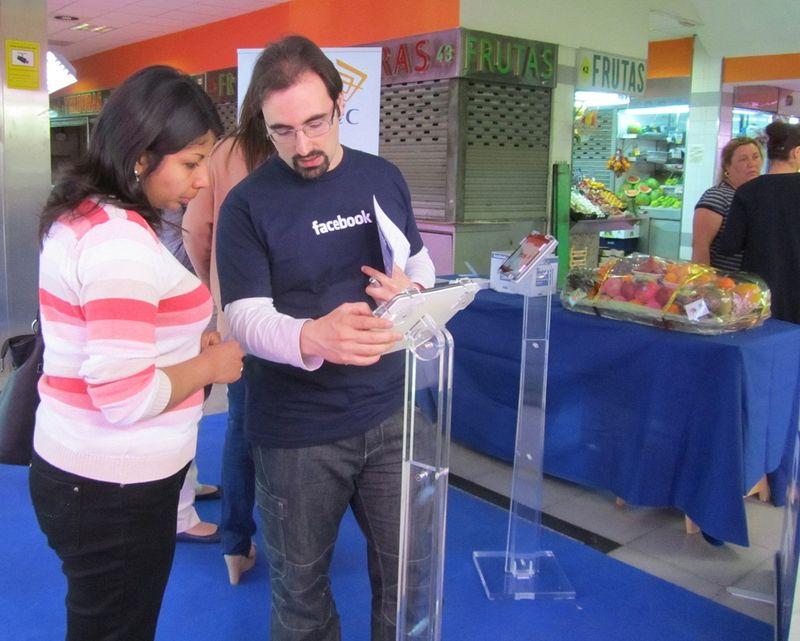 Talleres Facebook Fundetec Mercado Tetuán
