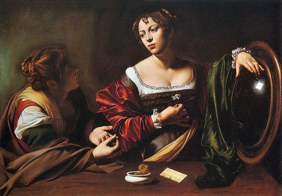 Caravaggio-marta-e-maria-maddalena