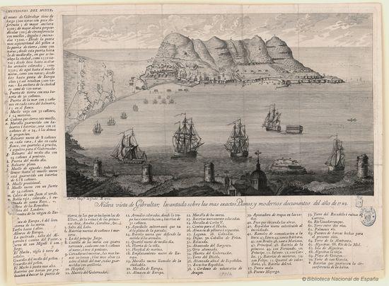 Gibraltar 1782