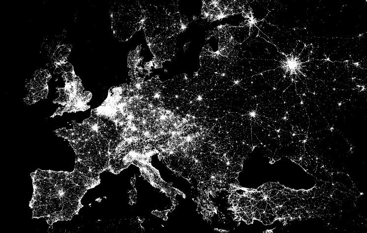 Europe Foursquare con Moscu