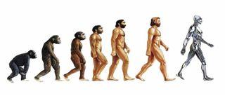 ¿Evolución hipotética?