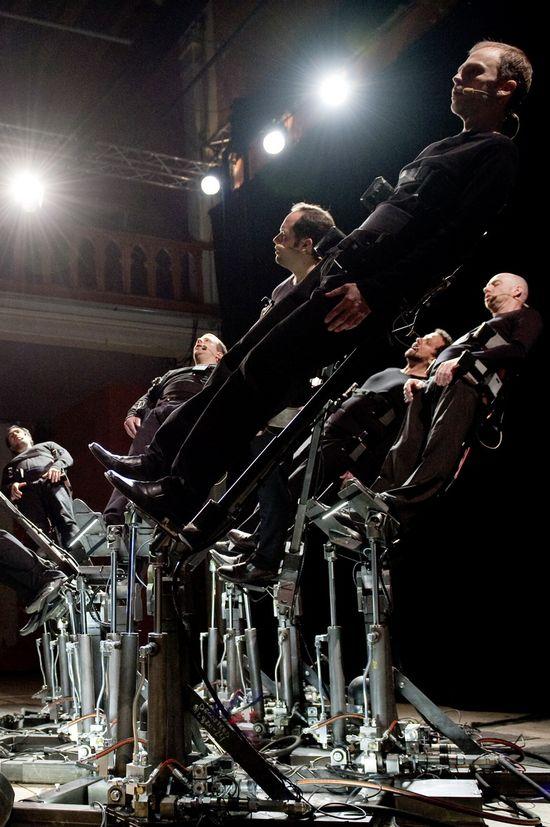 Pendulum Choir de Michel y André Décosterd