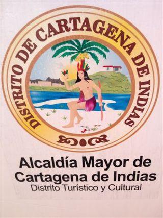 Cartel de la Alcaldía