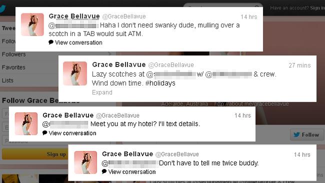 Grace tuits