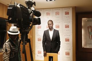 Serge Noukoue, director del Festival