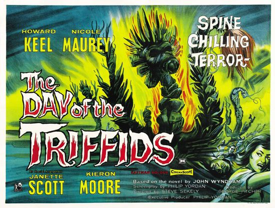 1962 The day of the triffids - La semilla del espacio (ing) (bq) 01