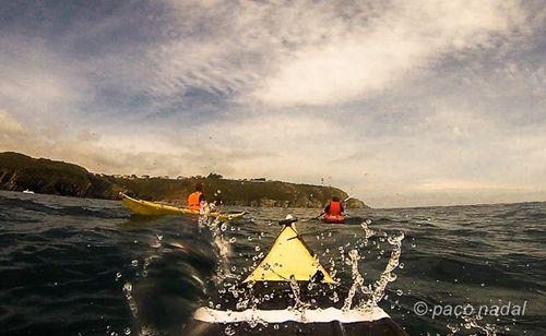Asturias kayak Tapia