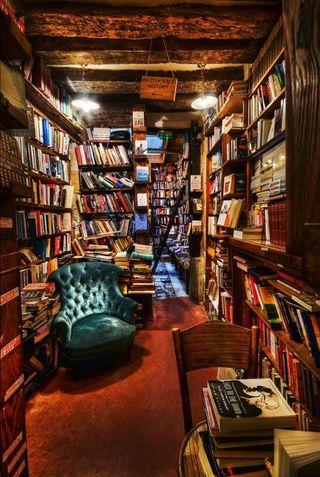 Libreria-shakespeare&Co