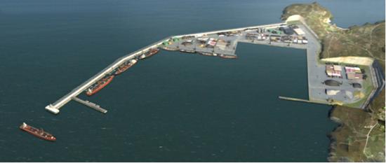 Puerto Langosteira