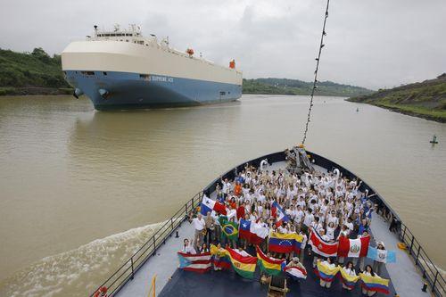 275_JUN_20_Navegación por Canal de Panama