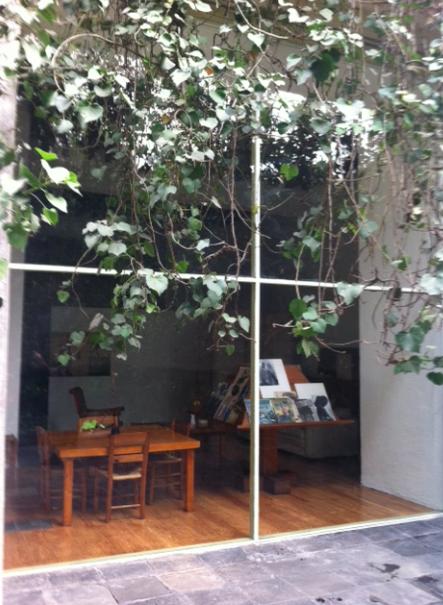 Barragán ventana
